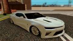Chevrolet Camaro SS 2016 Stance para GTA San Andreas