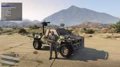 Simple Trainer 5.4 para GTA 5