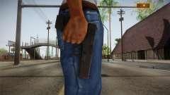 Glock 18 3 Dot Sight Yellow para GTA San Andreas