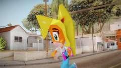 Coco Bandicoot para GTA San Andreas