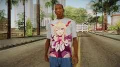 Vania T-Shirt para GTA San Andreas