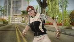 Gunrunning Female Skin v3 para GTA San Andreas
