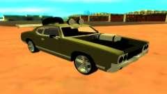 Sabre V1.2 para GTA San Andreas