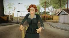 Miss Danvers from Bully Scholarship para GTA San Andreas
