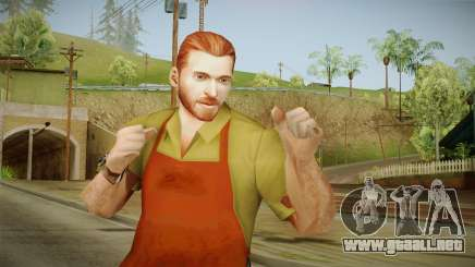 Tobias Mason from Bully Scholarship para GTA San Andreas