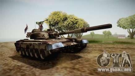 M84 Tank para GTA San Andreas