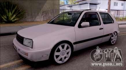 Volkswagen Golf 3 GTI para GTA San Andreas