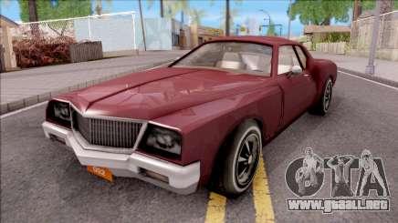 Driver PL Cerva V.2 para GTA San Andreas