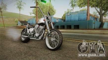 EFLC TLaD Western Daemon para GTA San Andreas