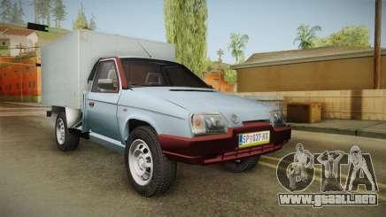 Skoda Favorit Camión D. para GTA San Andreas