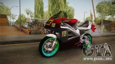 New NRG-500rr para GTA San Andreas