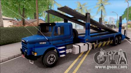 Scania 112H Cegonha para GTA San Andreas