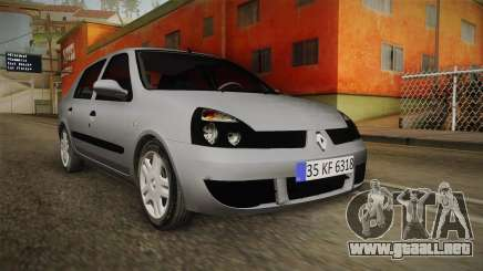Renault Symbol Thalia v2 para GTA San Andreas