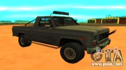Ford F100 para GTA San Andreas