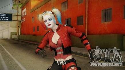 Harley Quinn from Injustice 2 para GTA San Andreas