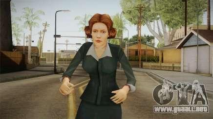 Miss Danvers from Bully Scholarship para GTA San Andreas