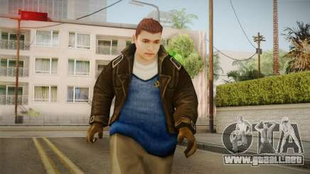 Hal Esposito from Bully Scholarship para GTA San Andreas