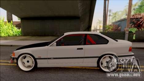 BMW M3 E36 Drift para GTA San Andreas left