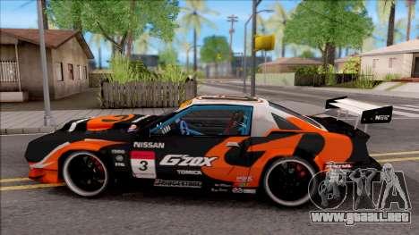 Driftstyle Buffalo para GTA San Andreas left