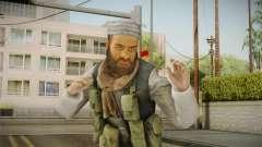 Medal Of Honor 2010 Taliban Skin v5 para GTA San Andreas