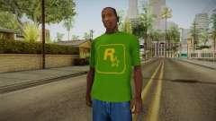 GTA 5 Special T-Shirt v12 para GTA San Andreas