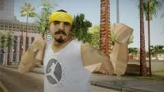 New Vagos Skin v6 para GTA San Andreas