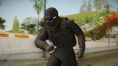 GTA Online: Black Army Skin v2 para GTA San Andreas