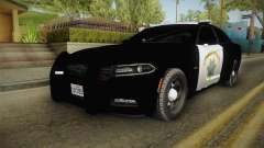 Dodge Charger CHP 2015 para GTA San Andreas
