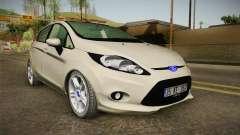 Ford Fiesta 1.4 TDCI para GTA San Andreas