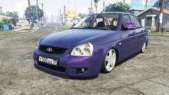 LADA Priora (2170) [replace] para GTA 5