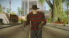 Mortal Kombat 9 - Freddy Krueger para GTA San Andreas