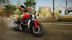 Ducati XDiavel S 2016 IVF para GTA San Andreas