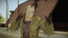 Mortal Kombat X - Jason Voorhees para GTA San Andreas