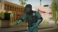 Mirror Edge Cop Pursuit para GTA San Andreas