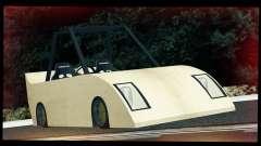 Nissan 180SX Plank para GTA San Andreas