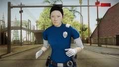 Mirror Edge Cop Patrol Female para GTA San Andreas