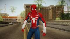 Marvel Spider-Man 2018 para GTA San Andreas