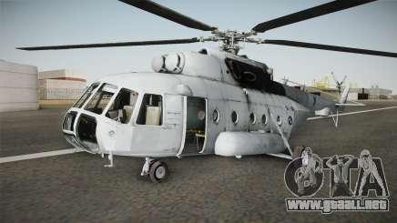 Mil Mi-171sh Croatian Air Force para GTA San Andreas