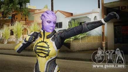 Mass Effect 2 Capitan Enyala para GTA San Andreas