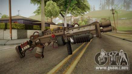 Joker Gun from Batman: Arkham Knight para GTA San Andreas