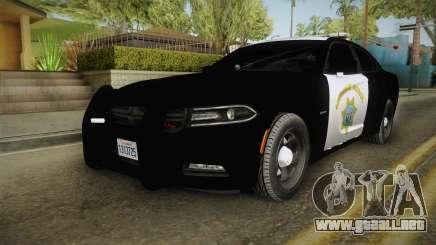 Dodge Charger CHP 2015 para GTA San Andreas