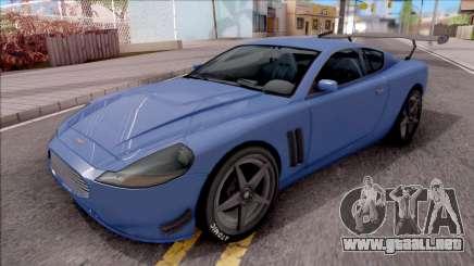 Dewbauchee Super GT LT para GTA San Andreas