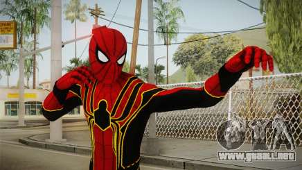Spider-Man: Homecoming - Iron Spider para GTA San Andreas