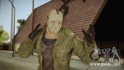Mortal Kombat X - Jason Voorhees para GTA San Andreas