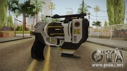 Planetside 2 - NS-357 Underboss para GTA San Andreas