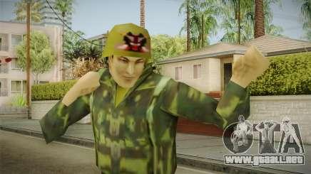 Army of the Republic of Vietnam para GTA San Andreas