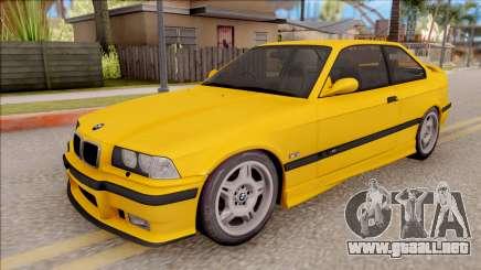 BMW M3 E36 1997 para GTA San Andreas