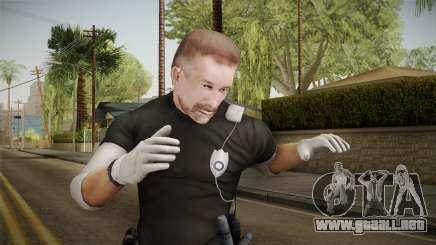 Mirror Edge Cop Patrol v1 para GTA San Andreas