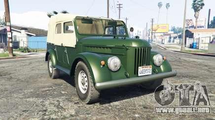GAZ 69 [agregar] para GTA 5