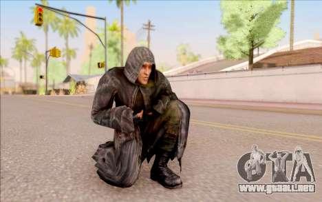Un joven de Cerdo de S. T. A. L. K. E. R. para GTA San Andreas